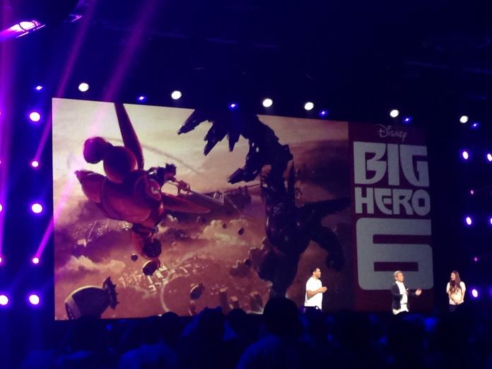 Big Hero 6 Kingdom Hearts 3