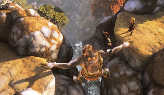 Brothers A Tale of Two Sons Ps4 3