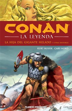 Guía de lectura de los cómics de Conan en España