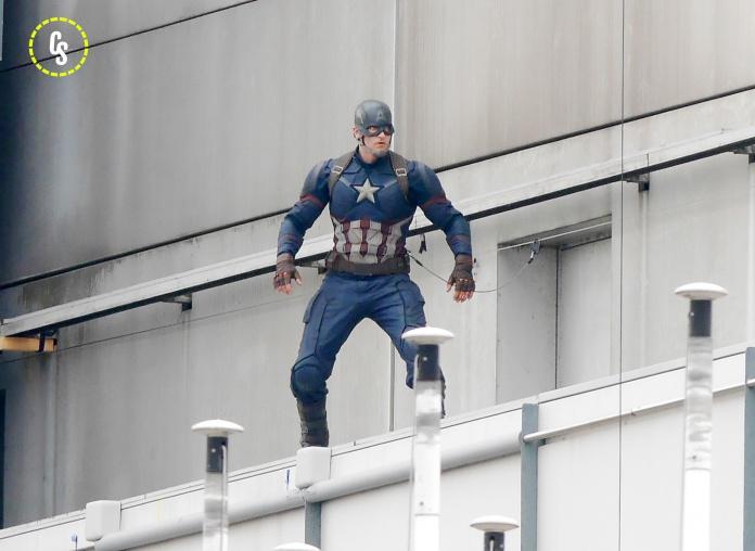 Capitán América Civil War rodaje Berlín 03