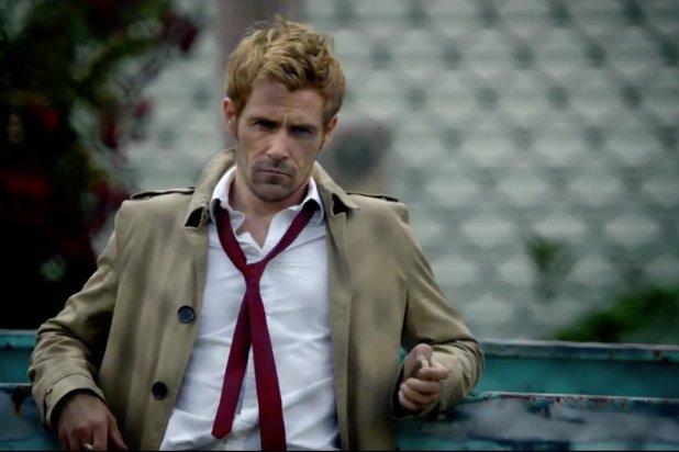 Matt Ryan como Constantine