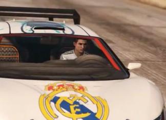 Cristiano GTA V