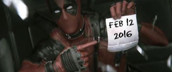 Deadpool Febrero 2016