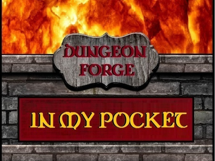 Dungeon Forge - In my Pocket 7
