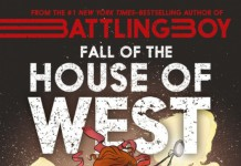 Fall of the House of West Portada