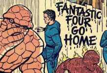 Fantastic Four go home - destacada
