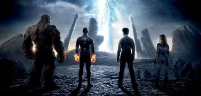 Cuatro Fantásticos - Encabezado
