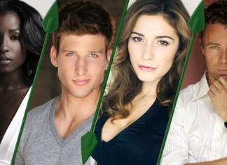 Arrow T4 (Rutina Wesley, Parker Young, Elysia Rotaru, JR Bourne)
