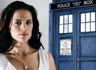 Hayley Atwell - Doctor Who