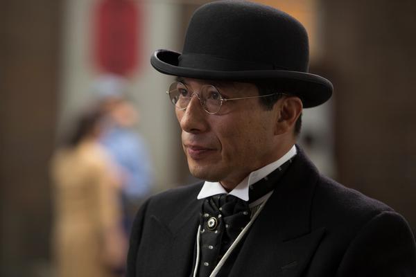 Hiroyuki Sanada - Mr Holmes