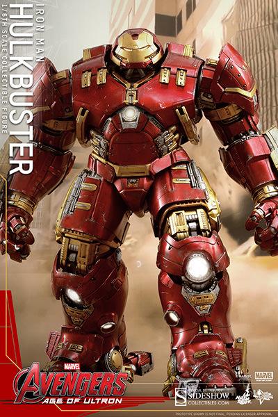 Hot Toy Hulkbuster 2