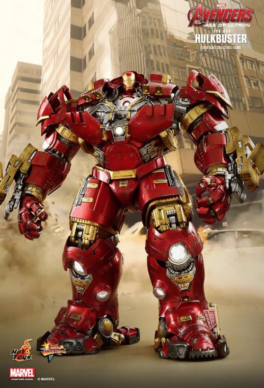 Hot Toy Hulkbuster 28