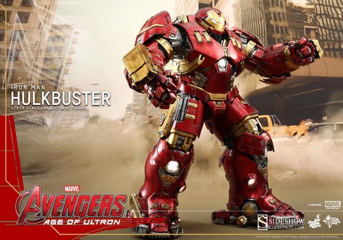 Hot Toy Hulkbuster 3