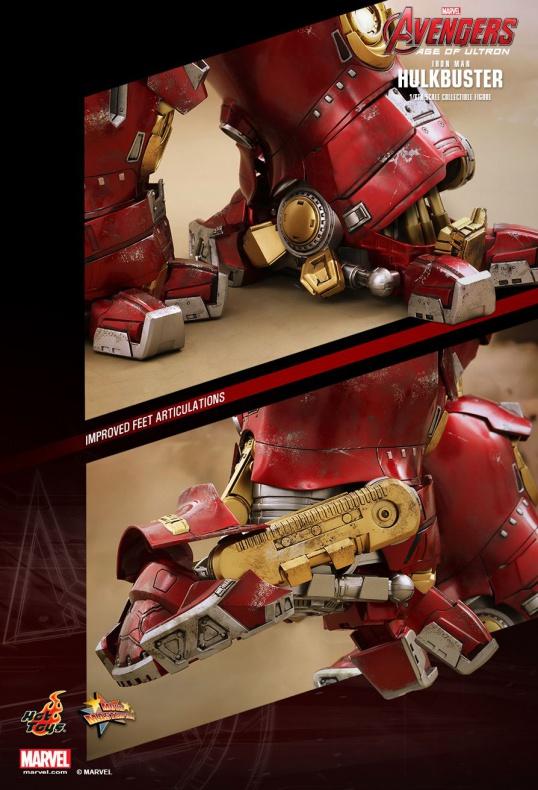 Hot Toy Hulkbuster 31