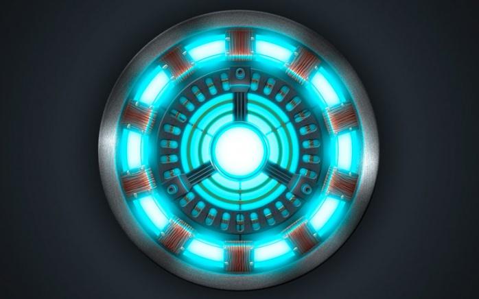 Iron Man Reactor ARC destacada