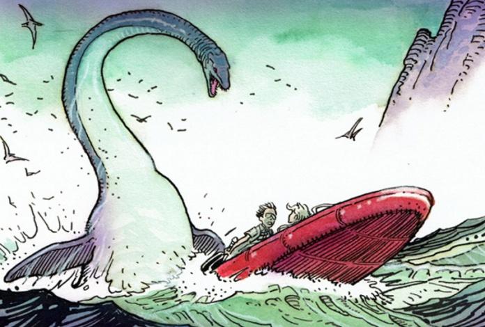 Jurassic Park Serie Animada 1