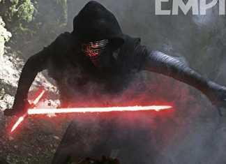 Kylo Ren - Star Wars Episodio VII - revista Empire