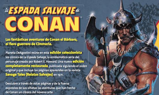 Sorteo Conan