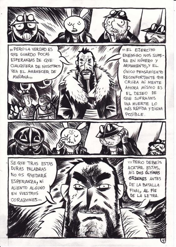 La tetería del oso malayo página 3