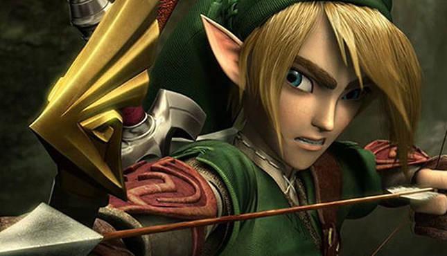 Legend of Zelda película animación