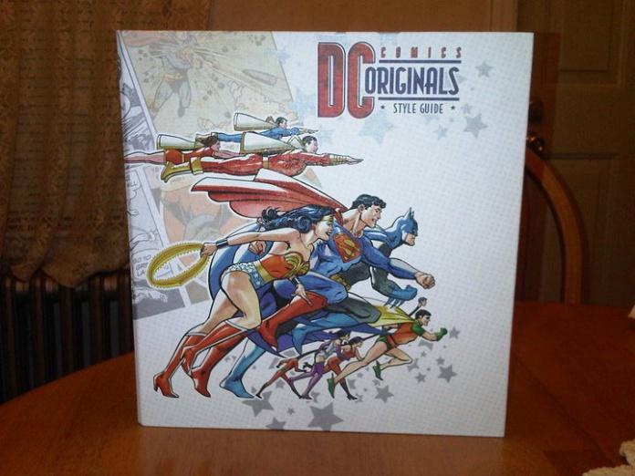Libro de estilo DC Comics 1