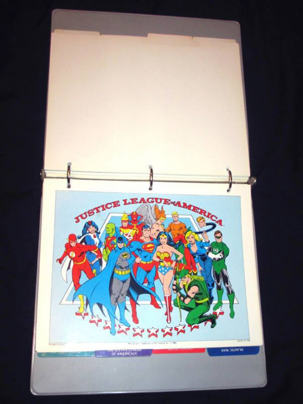Libro de estilo DC Comics 10