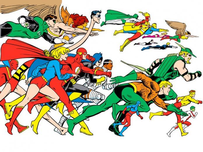 Libro de estilo DC Comics 4