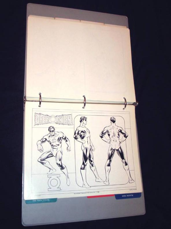 Libro de estilo DC Comics 7