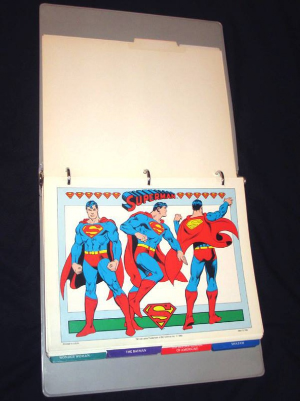 Libro de estilo DC Comics 8