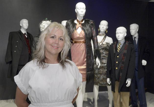 Lisa Padovani y el vestuario de Gotham