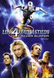 Los-4-Fantásticos-y-Silver-Surfer