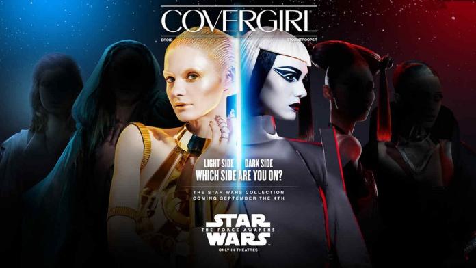 Maquillaje Star Wars 5