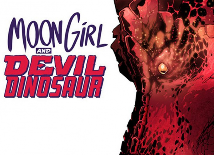 Moon Girl and Devil Dinosaur destacada