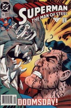 Muerte de Superman