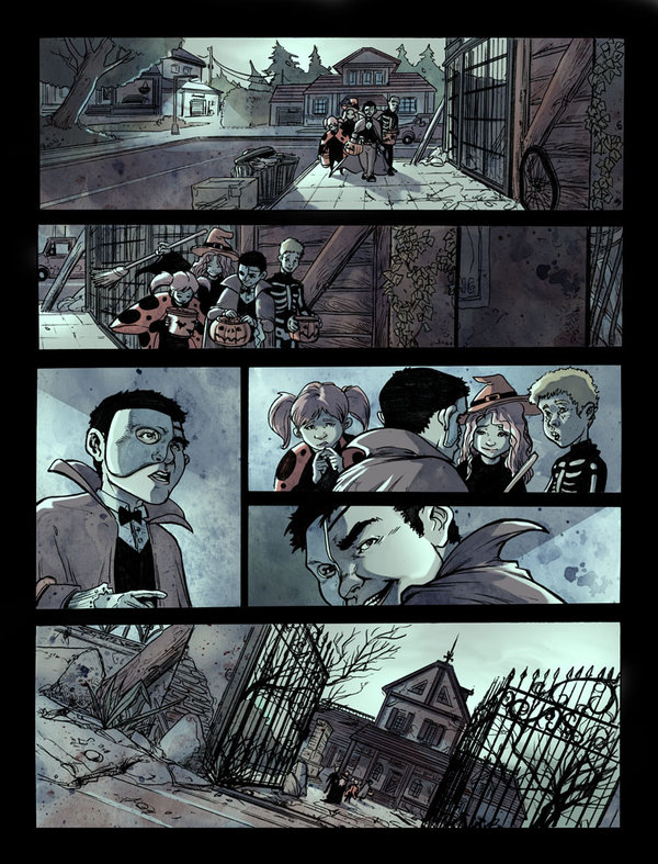 Murderville Pagina 1