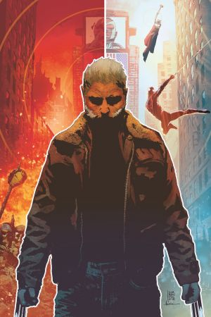Old Man Logan portada de Andrea Sorrentino