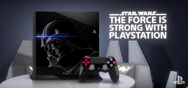 PS4 Vader Star Wars