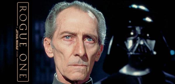 Peter Cushing - Star Wars
