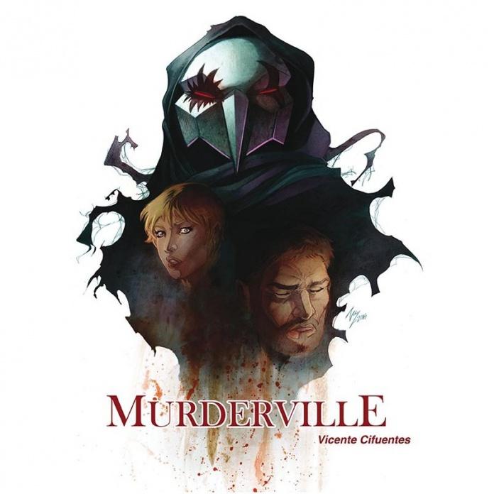 Portada Murderville