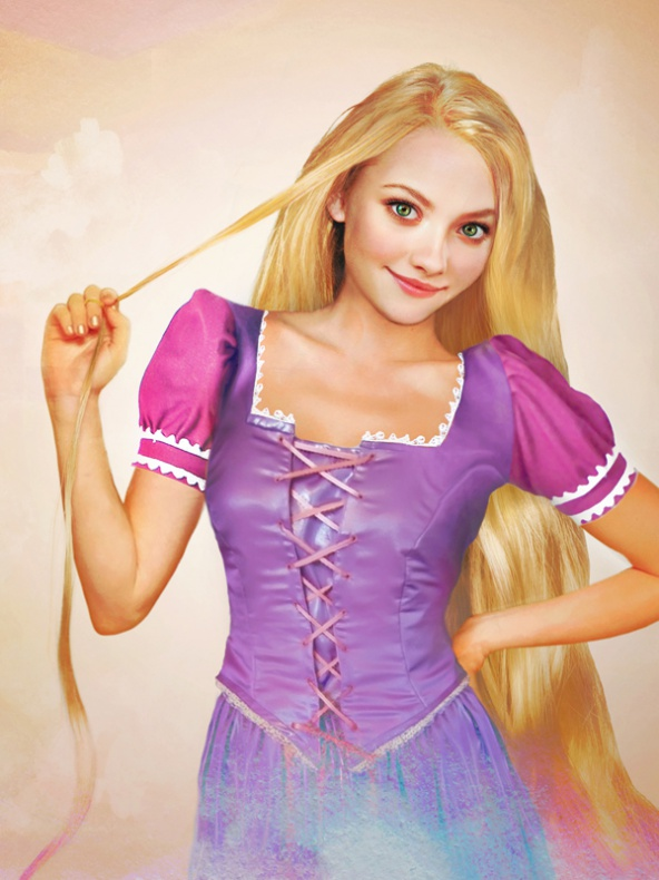 Princesas Disney reales 16