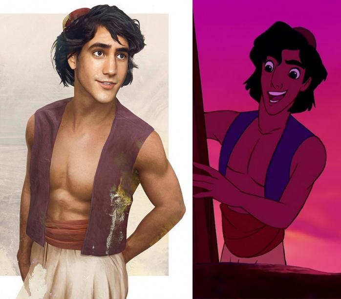 Principes Disney reales 1