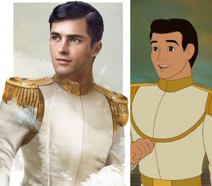 Principes Disney reales 3