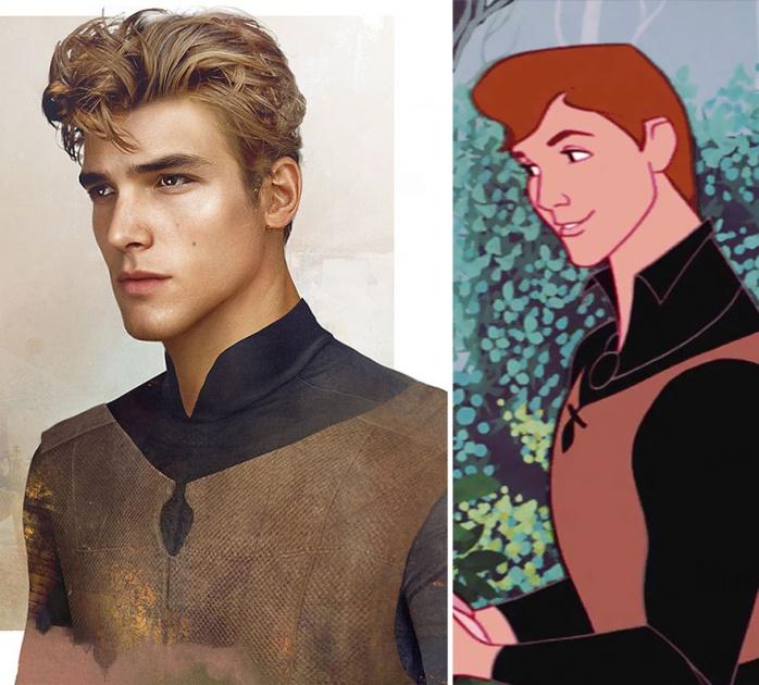 Principes Disney reales 7