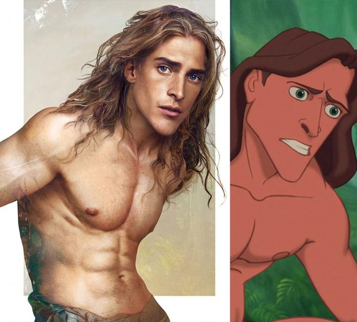 Principes Disney reales 8