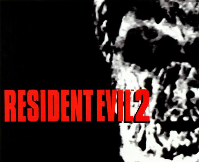 Resident Evil 2 front
