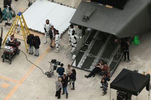 Rodaje Star Wars Rogue One 02