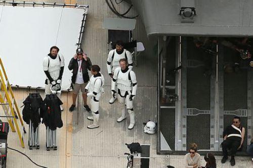 Rodaje Star Wars Rogue One 03