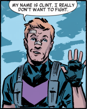 Clint el pacifista