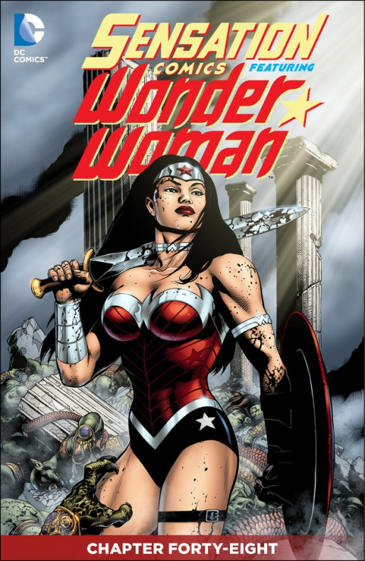 Sensation Comics Featuring Wonder Woman 48