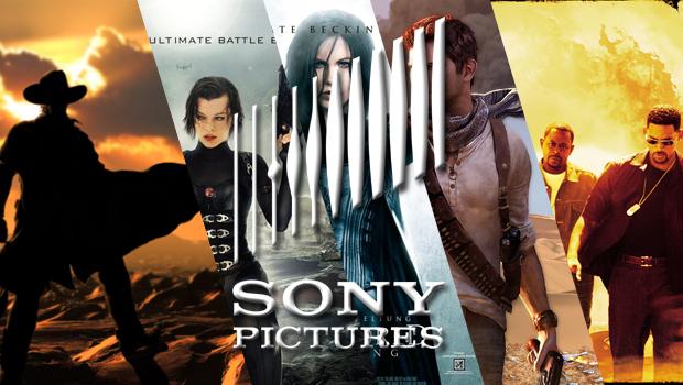 Sony Pictures calendario de estrenos